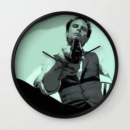 Boyd Crowder 2 Wall Clock