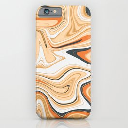 Discreet Marble #marble #pattern iPhone Case