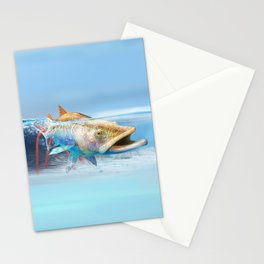 Snook in the Mangroves Stationery Cards