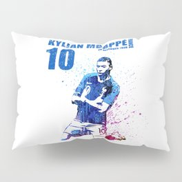 WORLD CUP 2018  FRANCE #blue 10 Pillow Sham