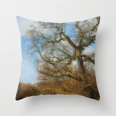 Standing Proud in Colour Throw Pillow