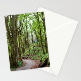 Wooded Path Stationery Cards