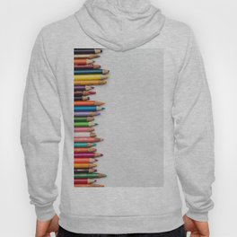 Colored pencil 10 Hoody
