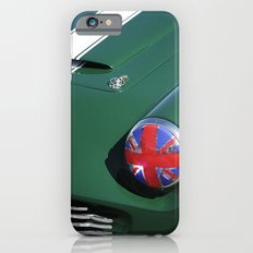 Union Jack Headlight Slim Case iPhone 6s