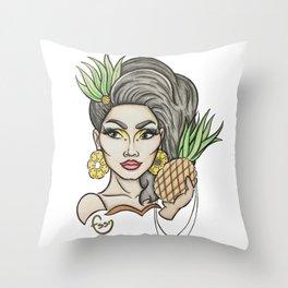 Manila Throw Pillow