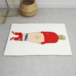 Clinton Butt Rug