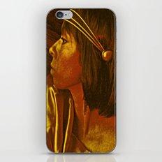 Egyptian Princess iPhone & iPod Skin