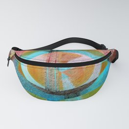 Compass Fanny Pack