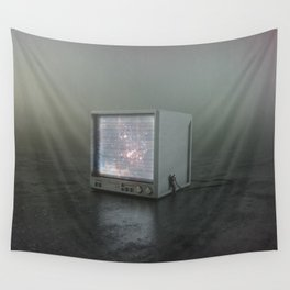 TV Wall Tapestry