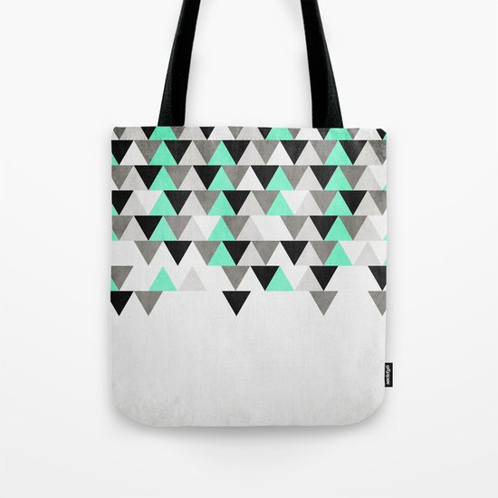 IceFall Tote Bag