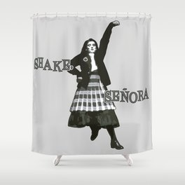Lydia Deetz Shower Curtain