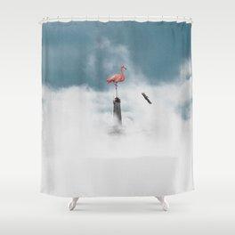 Kindred Spirit VI Shower Curtain
