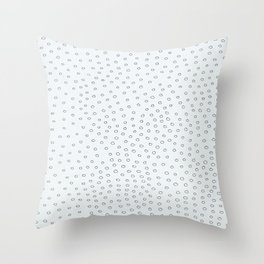 Dots - The Simples  Throw Pillow