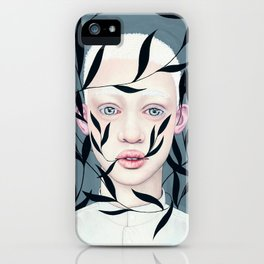 It's A Strange Day iPhone Case