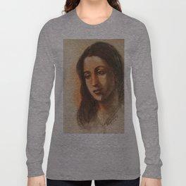 Suchithra Sen - Indian Film Actress Long Sleeve T-shirt