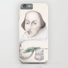 William Shakespeare Slim Case iPhone 6s