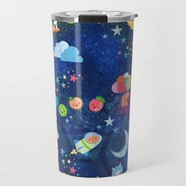 Cosmic Kawaii Travel Mug