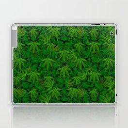 Pot Infinity Tile Laptop & iPad Skin