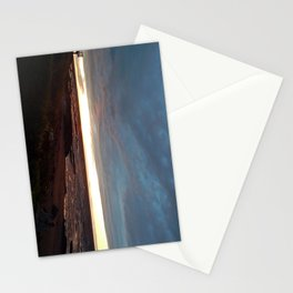 The View Under the Storm Stationery Cards