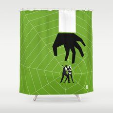 Green Dr No Shower Curtain
