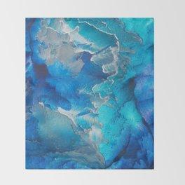Oceanic Throw Blanket