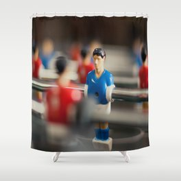 Futbol Shower Curtain