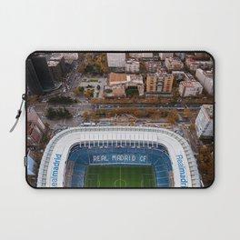 Santiago Bernabéu Stadium - Madrid, Spain Laptop Sleeve
