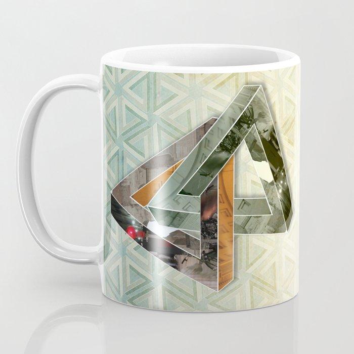 escher hitch Coffee Mug