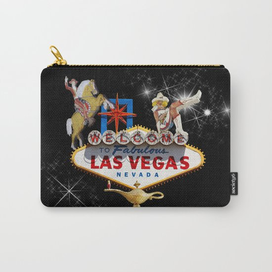 Las Vegas Welcome Sign by gx9designs