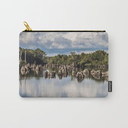 Dead Lakes Florida  Carry-All Pouch