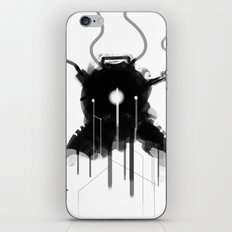 Bioshock Evolve Suit Design FanArt iPhone & iPod Skin
