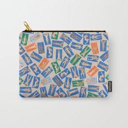 DUDE BEACH, by Frank-Joseph Carry-All Pouch