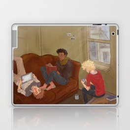 Golden Trio Laptop & iPad Skin