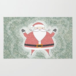 Santa Fluff Rug