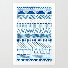folklore 30 Art Print