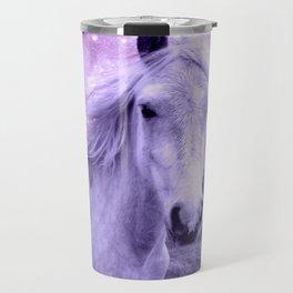 Lavender Horse Celestial Dreams Travel Mug