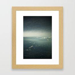 Skyscape Framed Art Print