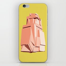 Rock Study iPhone Skin