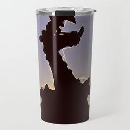 wawel dragon Cracow Travel Mug