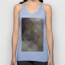 Surface of the moon ....  (A7 B0174) Unisex Tank Top