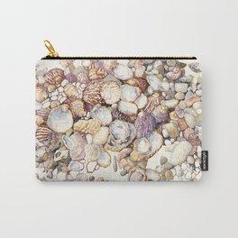 Sea shore Nahariya Carry-All Pouch