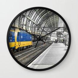 Centraal Amsterdam Wall Clock