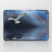 storm iPad Cases featuring Storm by CreativeByDesign