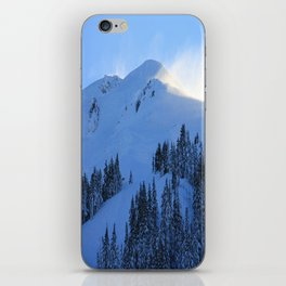 Ghosts In The Snow iPhone Skin