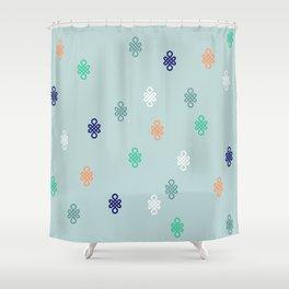 Eternity random 1 Shower Curtain
