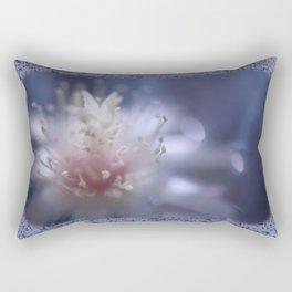 dreaming cactus Rectangular Pillow