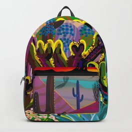 The Desert in Your Mind Backpack