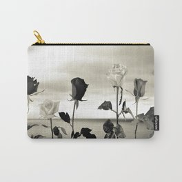 Roses and sea Carry-All Pouch