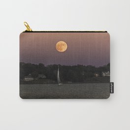 Super Moon Under Sail Carry-All Pouch
