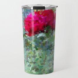 Pastel garden 3 Travel Mug